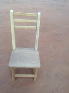 Foto: Stuhl für die Klassenräume der Grundschule
