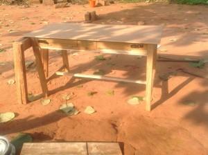 Foto: Tisch für die Klassenräume der Grundschule